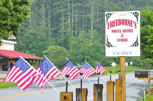 Freeborne's Motorcycle Inn &  Restaurant